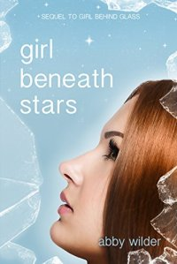 Girl Beneath Stars