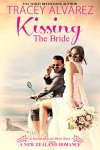 Kssing the bride